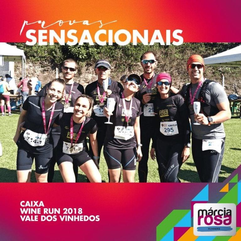 Caxia Wine Run 2018 - Vale dos Vinhedos