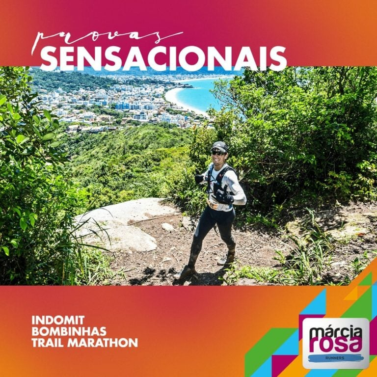 Indomit Bombinhas Trail Marathon