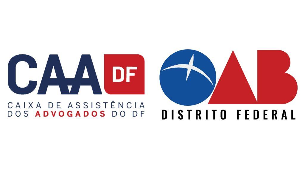 Logo CAADF e OABDF